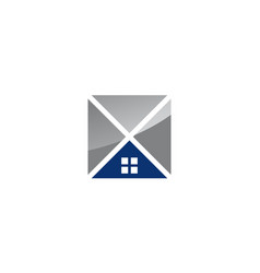 Home real estate vector