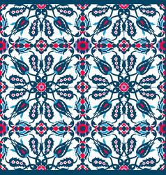 Arabesque vintage decor ornate seamless for design vector