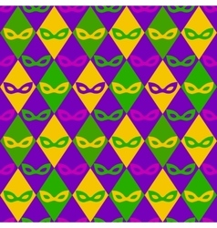 Carnival seamless pattern vector