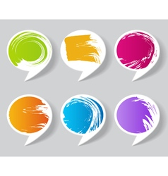 Set of selling tags vector