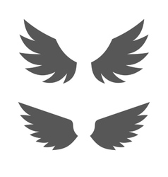 Wing Icon vector image