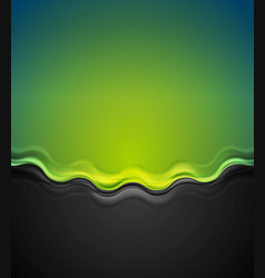 abstract contrast wavy background vector image