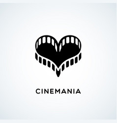 cinemania vector image