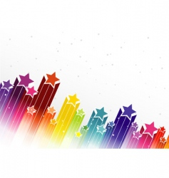 star background vector image