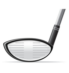 golf 26 vector image