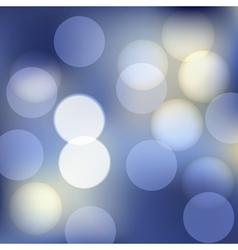 Bokeh c 10 vector image