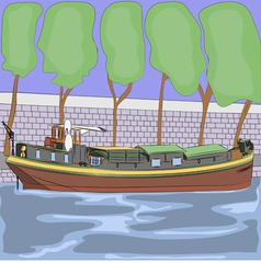 Barge vector