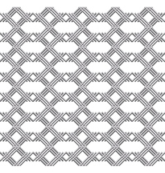 Seamless lattice vector image vector image