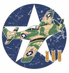 World war ii aircraft - ii vector