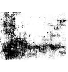 artistic carbon dust background grunge design vector image vector image