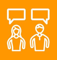 Communication skills vector