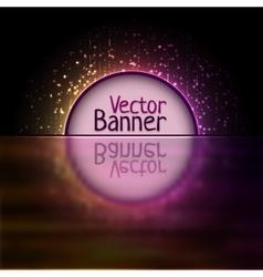 rainbow abtract element vector image