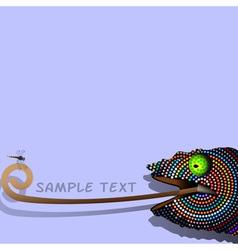 Chameleon 2 vector