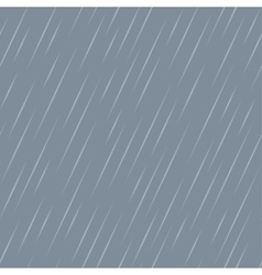 Rain abstract seamless pattern vector image