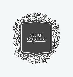 Simple and elegant logo design template vector