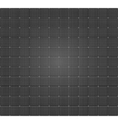 Square grid background eps 10 vector image