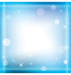 abstract background with decorative frame - eps 10 vector image