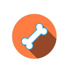 osteoporosis icon bone vector image