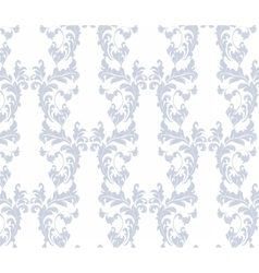Vintage floral classic pattern vector image