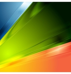 Abstract bright contrast elegant background vector