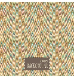 Retro seamless pattern arrows background vector image vector image