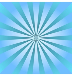 Blue rays poster star burst background vector