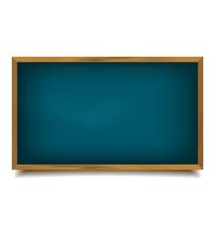School board blue vector