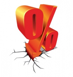 Percent discount vector