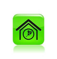 home repair icon vector image vector image