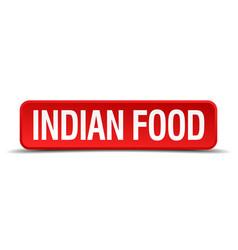 Indian food vector