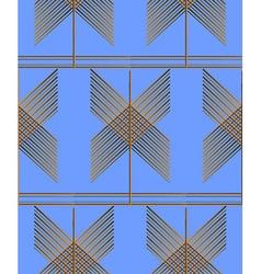 Geo pattern20 vector image