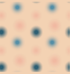 Blurred lights seamless pattern vector