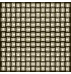 Metal grate vector