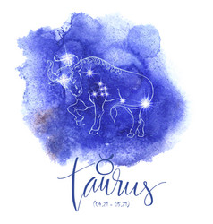 Astrology sign aries vector