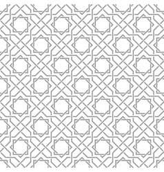 Tangled eastern pattern vector