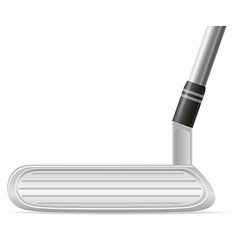 golf 27 vector image