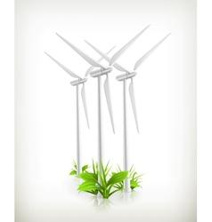 Eco concept vector image vector image