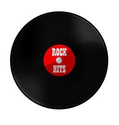 Rock hits vector