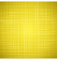 Yellow cloth texture background vector