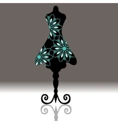 Very high qualiity original Mannequin drawn in vector image