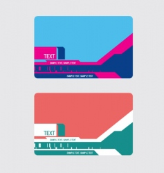 Graphic card vector