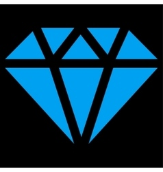 Diamond icon from commerce set vector