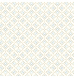 Seamless geometric color tile pattern vector