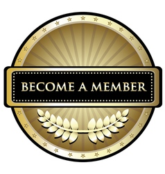 Become a member vector