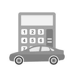 Car calculation vector