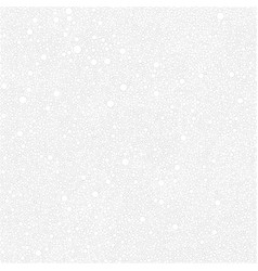 Black bubbles circles on white background dots vector