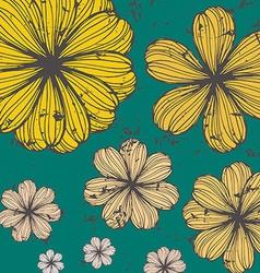 FlowerElements10 vector image