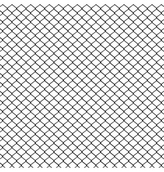 Metal Mesh Fence4 vector image vector image