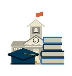 University concept vector