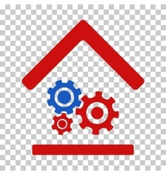 Workshop icon vector